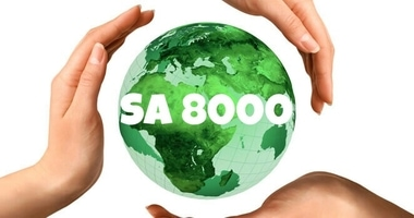 Levent Koc Received SA 8000 Certificate